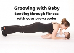 Grooving with Baby Single Class Drop in (Mondays 10-10:45)