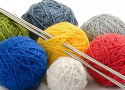 Sit and Knit (Wednesdays, weekly, beginning 9/18) 1:00-1:45
