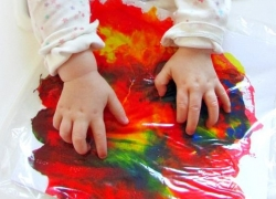 Sensory Art and Play Single Class Drop In (Tuesdays 3/3-3/24)
